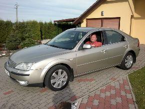 Autoškola Sim jezdí s vozy Ford Mondeo